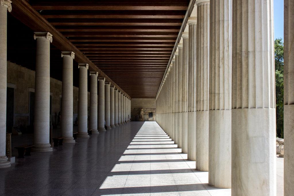 Old agora, Athens